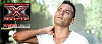 MANUEL MOSCATI, l'Italia ancora presente ad X Factor Albania